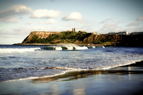 Scarborough Canvas Framed Wall Art - North Bay Glory